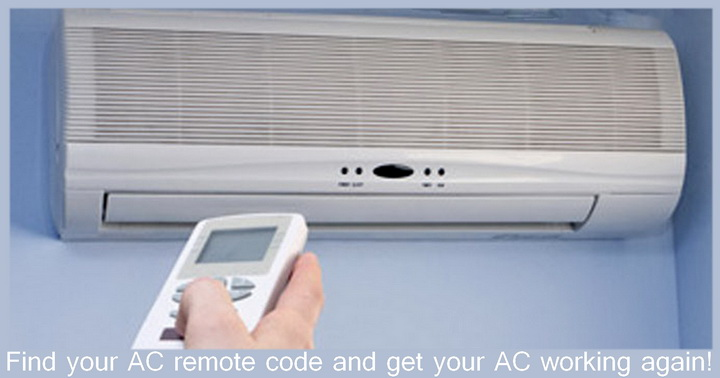 Air Conditioner Remote Controller Codes